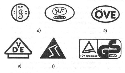 маркировка продукции и услуг знаком соответствия государственным стандартам